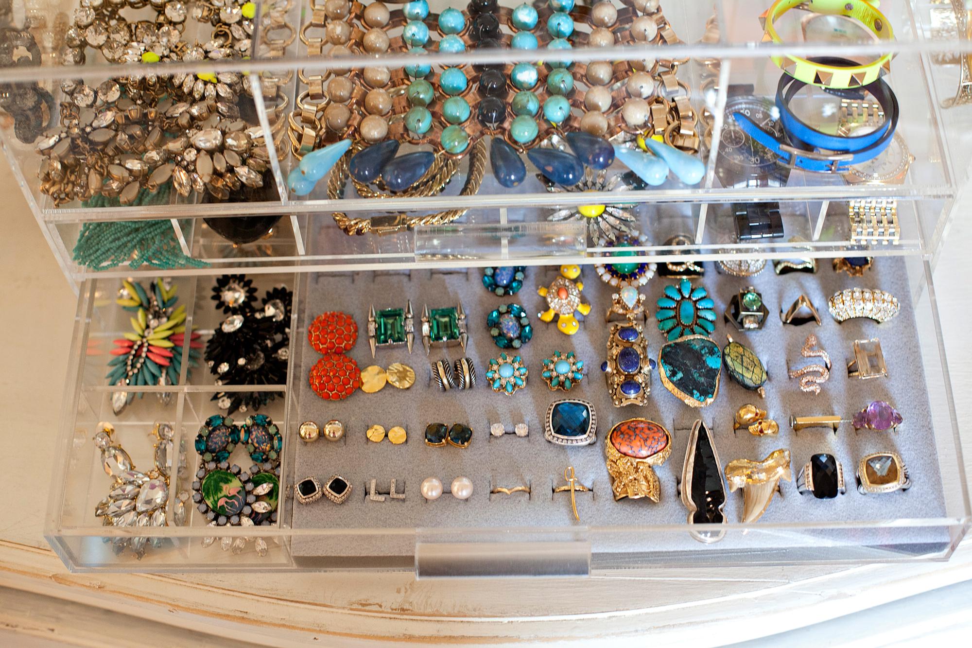 GLAMbox Jewelry Organizer