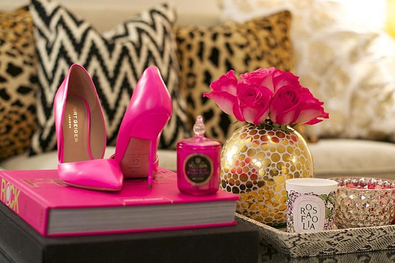 Pink Home Decor MURPHYS LAW