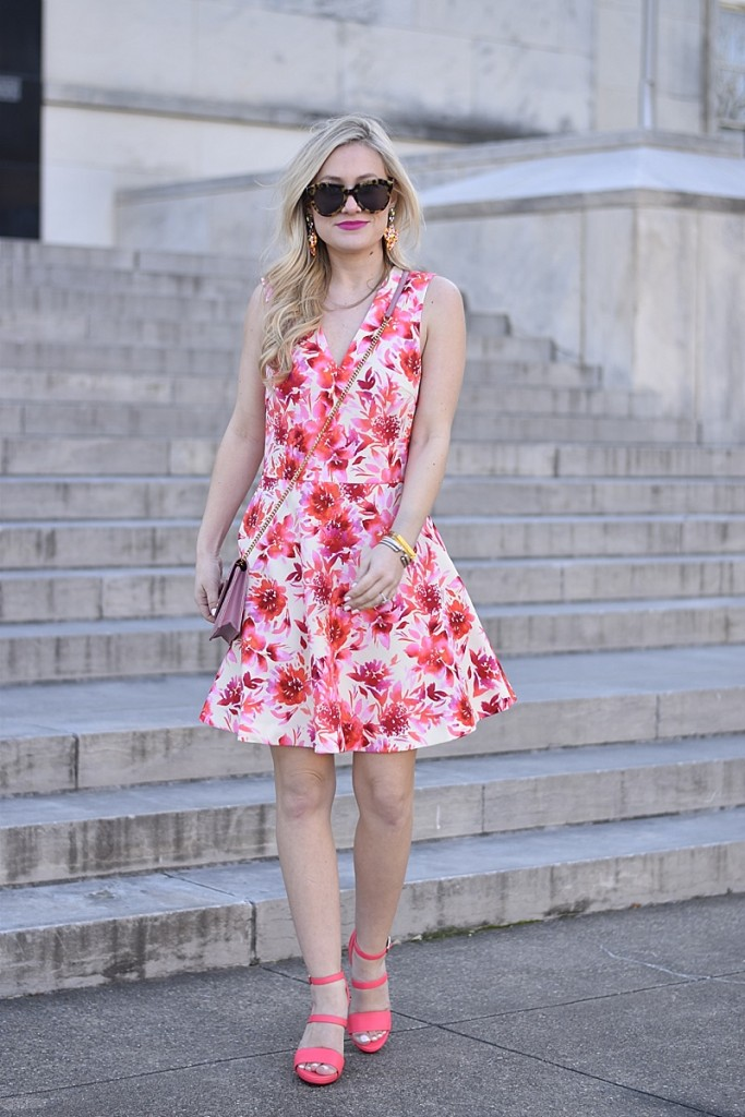 Pink Floral Dress | MURPHY\u0026#39;S LAW