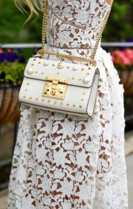 Self-Portrait-Azaelea-dress, Nordstrom-Dresses, White-lace-dress, Gucci-Handbag