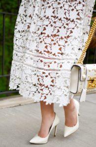 Self-Portrait-Azaelea-dress, Nordstrom-Dresses, White-lace-dress, Gucci-Handbag