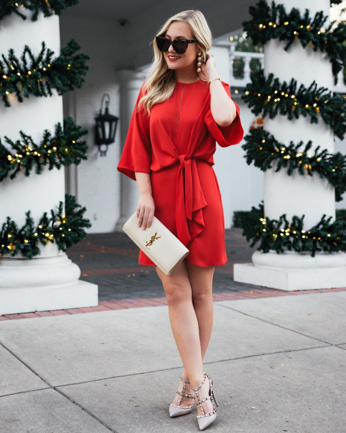 Seven Days of Holiday Dresses: Day 1