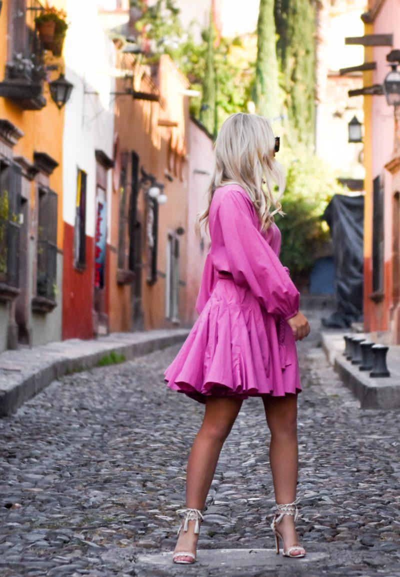 Kendra Scott, Kendra Scott Earrings, Dallas Blogger, Fashion Blogger, Travel Blogger, Mexico, Cult Gaia, Le Specs Sunglasses, Kendra Scott Justyne Statement Earrings, Schutz Heels