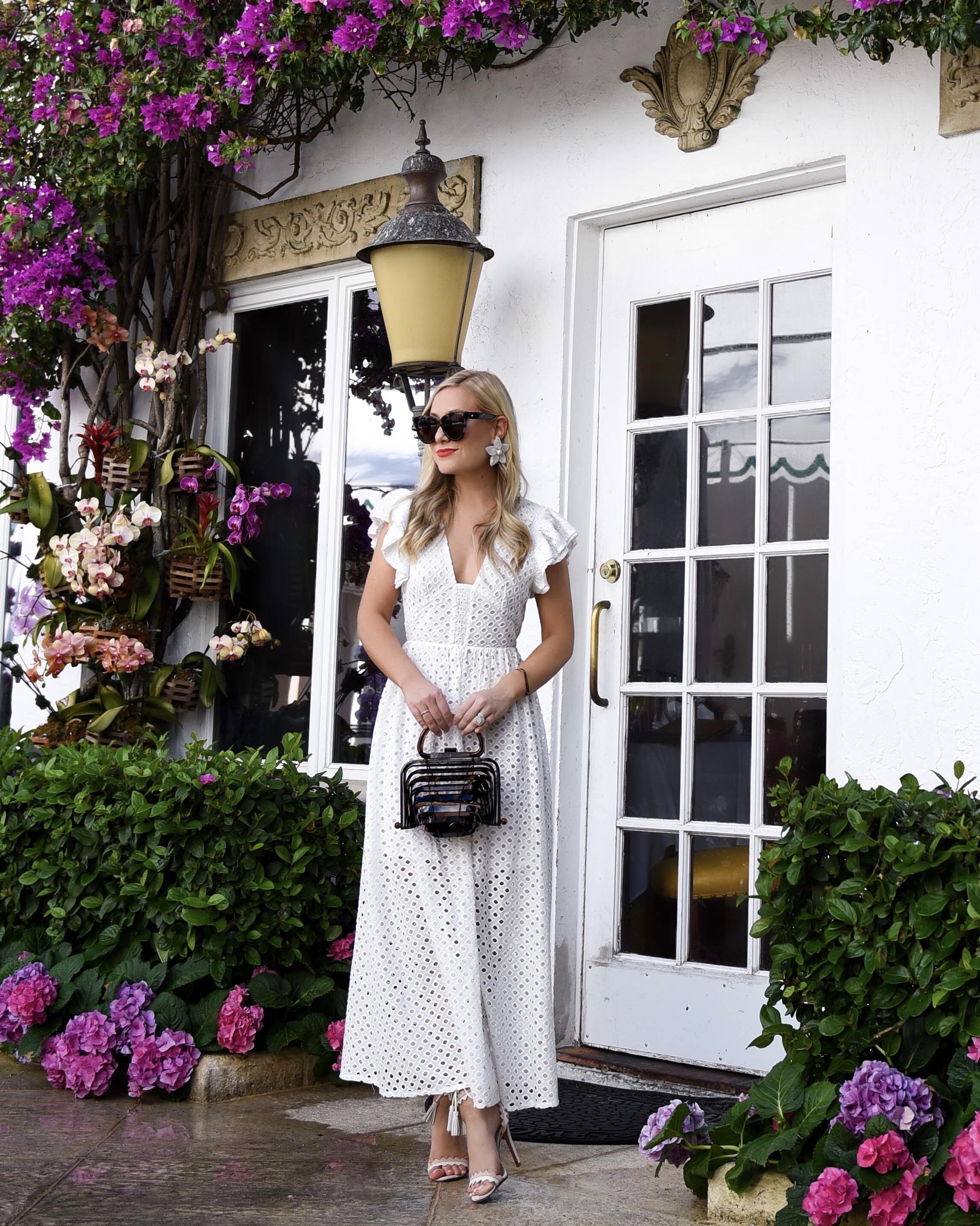 Cult Gaia Bag, Shopbop Sale, Endless Rose Dress, Schutz Sandals
