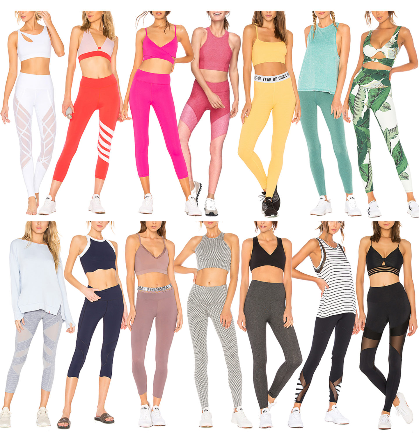 Colorful & Stylish Activewear