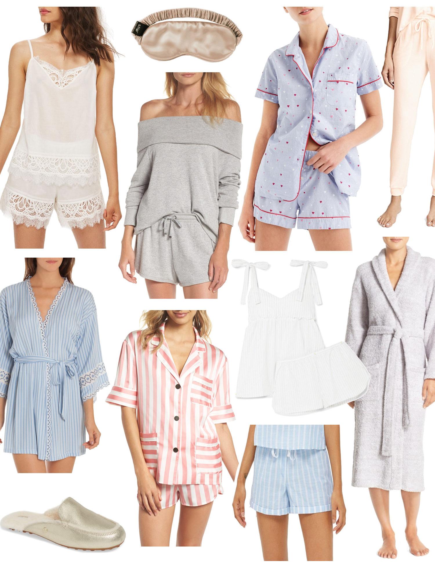 Pajamas-loungewear-nordstrom-comfy-pjs
