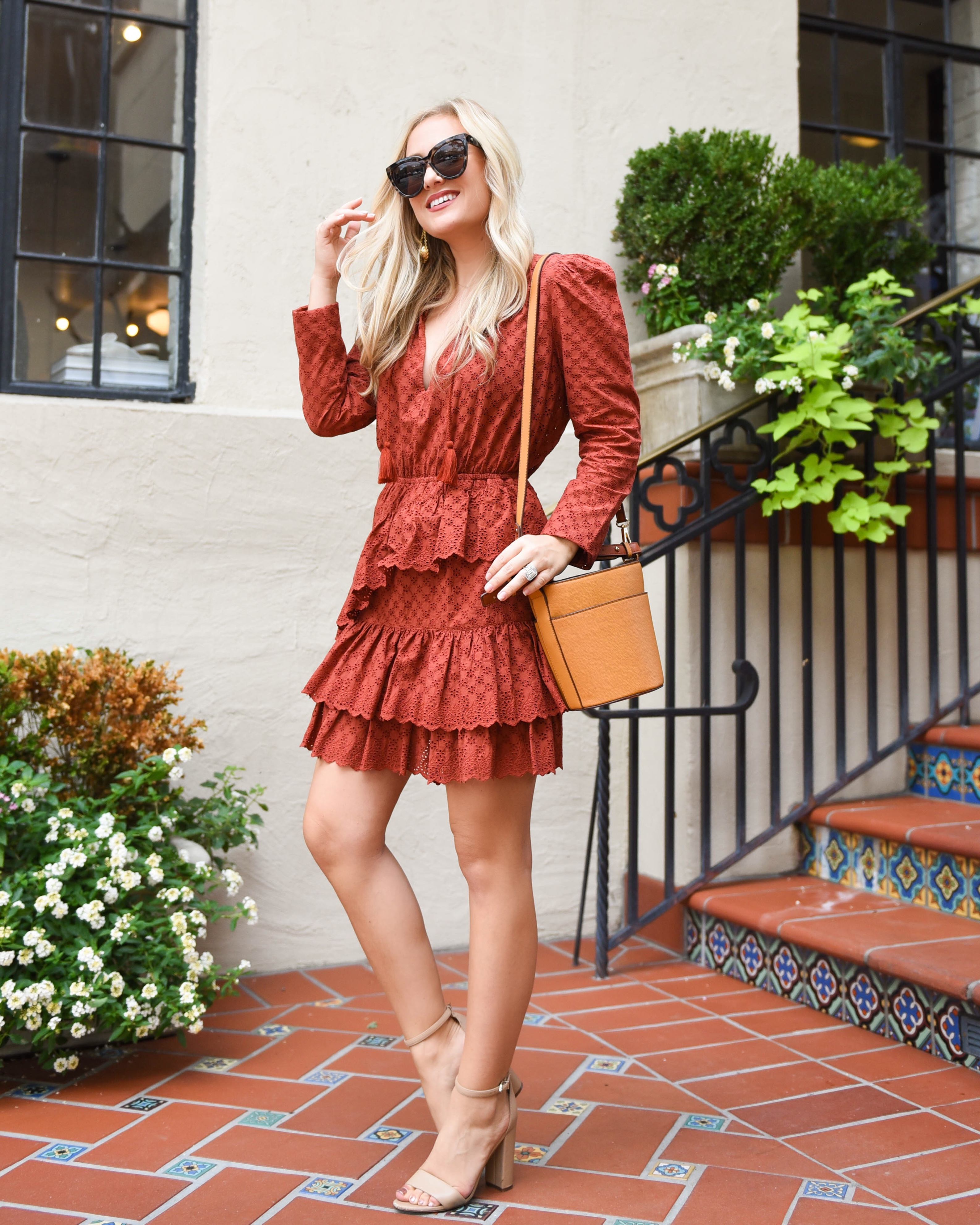 Ulla-Johnson-Dress-Nordstrom-Lo-Murphy-Fall-Outfit-Inspo-fall-colors-dallas-blogger