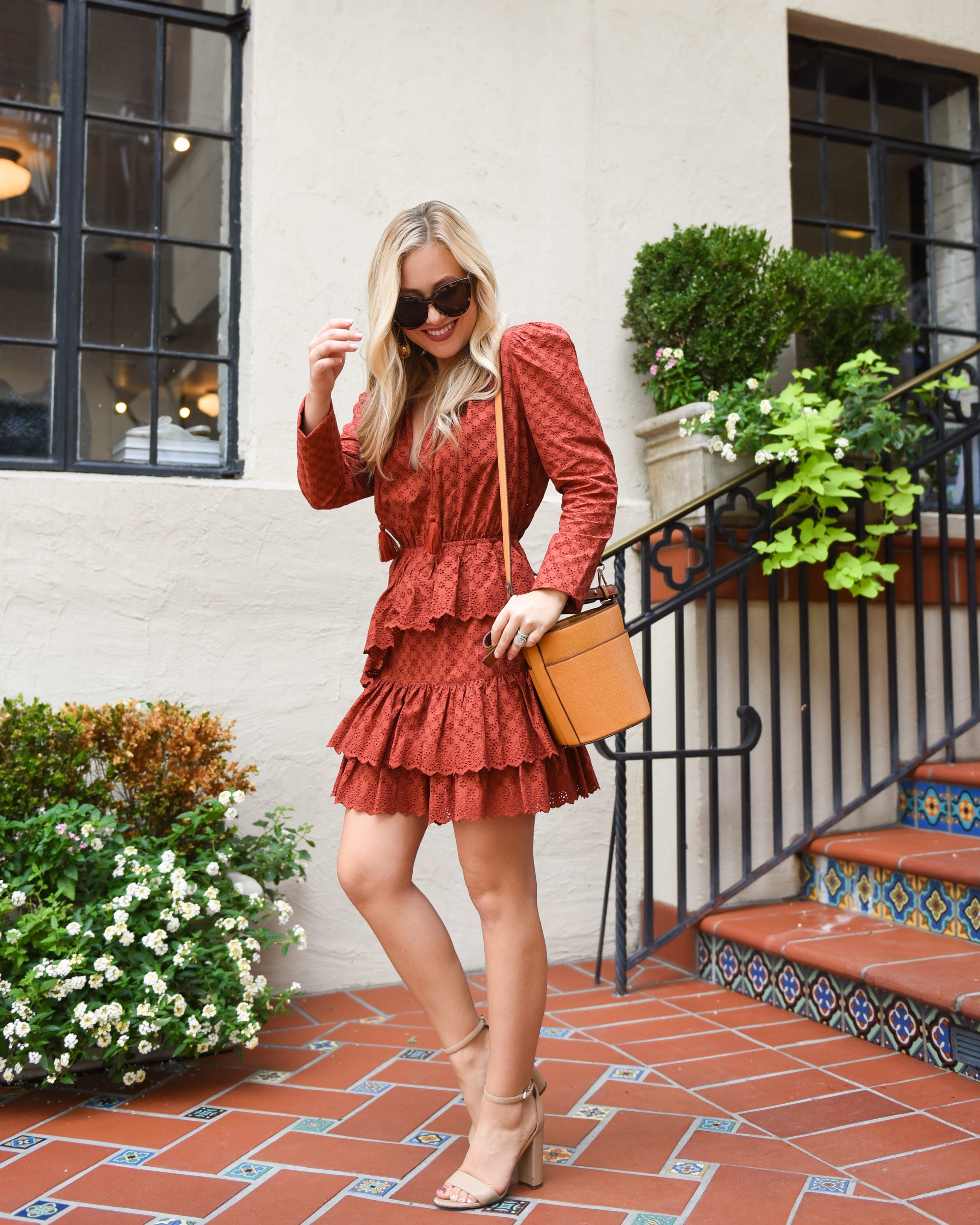 Ulla-Johnson-Dress-Nordstrom-Lo-Murphy-Fall-Outfit-Inspo-fall-colors