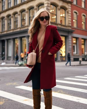 eBay-Coats-Red-Coat-New-York-Chanel-Handbag-Winter-Outfit-Lo-Murphy-Dallas-Blogger