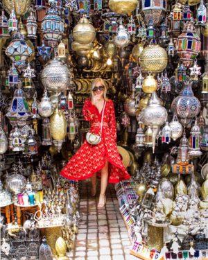 Lo-Murphy-Marrakech-Souks-Lanterns-Travel-Blogger-Dallas-Blogger