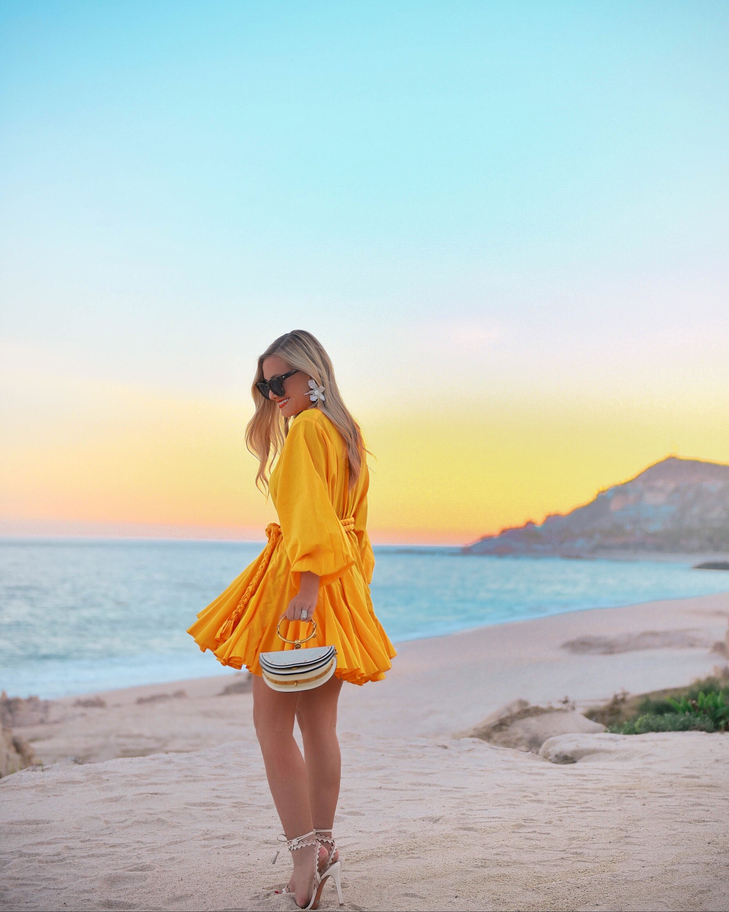 Lo-Murphy-Rhode-Resort-Cabo-Sunset-Travel-Blogger-Colorful-Dallas-Blogger-Chloe-Handbag