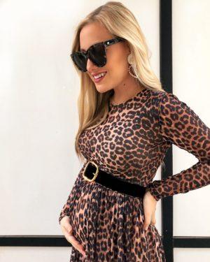 Lo-Murphy-Ganni-Leopard-Dress-Shopbop-Chanel-Slides-Sam-Edleman-sandals-Chanel-Handbag-Leopard-Dress-Leopard-Maxi-Dress-Le-Specs-Sunglasses