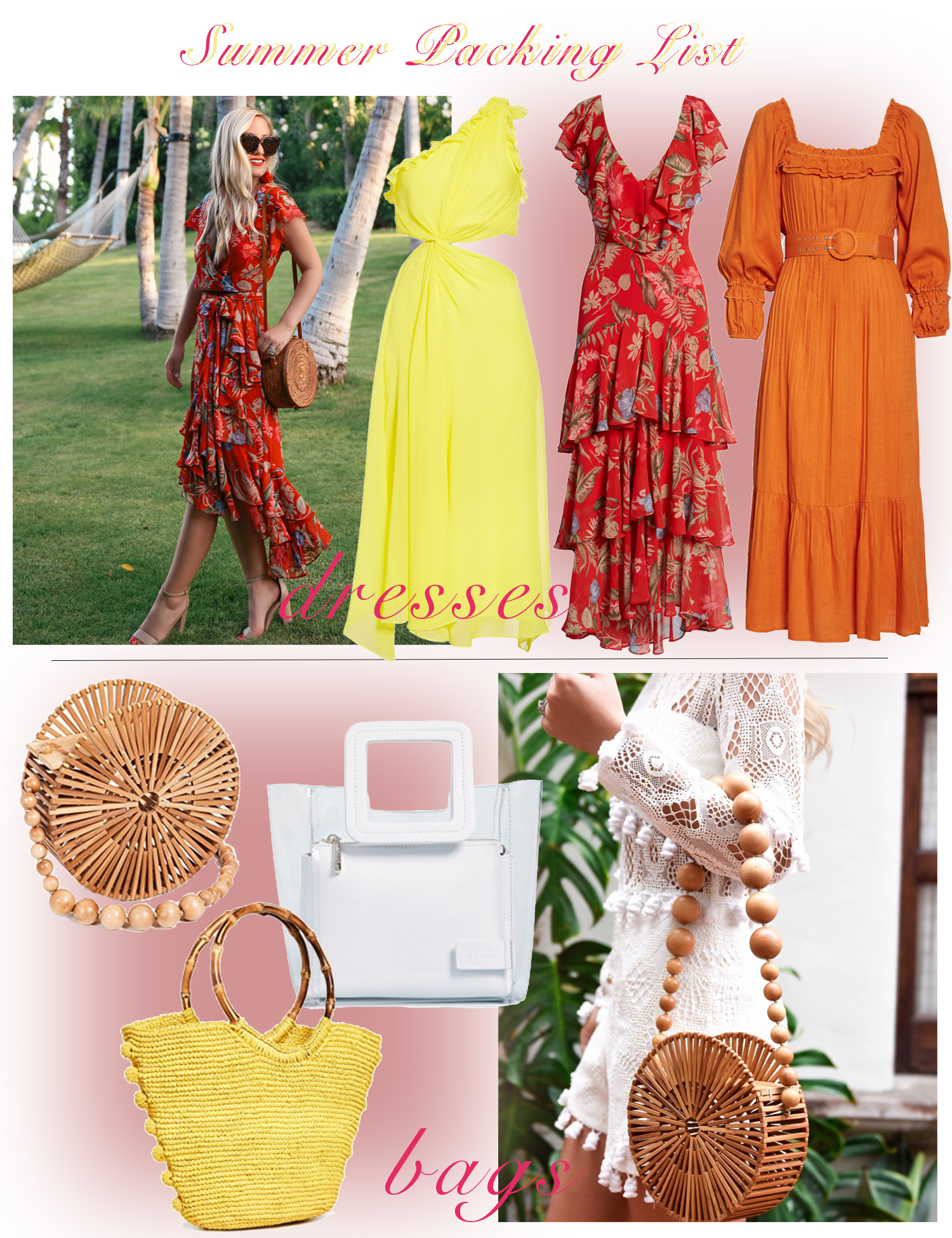 summer-packing-list-dresses