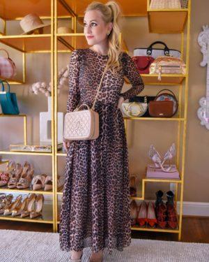 Lo-Murphy-eBay-Handbags-designer-handbag-saint-laurent-bag-pink-handbags-dallas-blogger-ganni-leopard-dress-chanel-bag