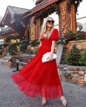 Lo-Murphy-Vail-Red-Dress-Self-Portrait