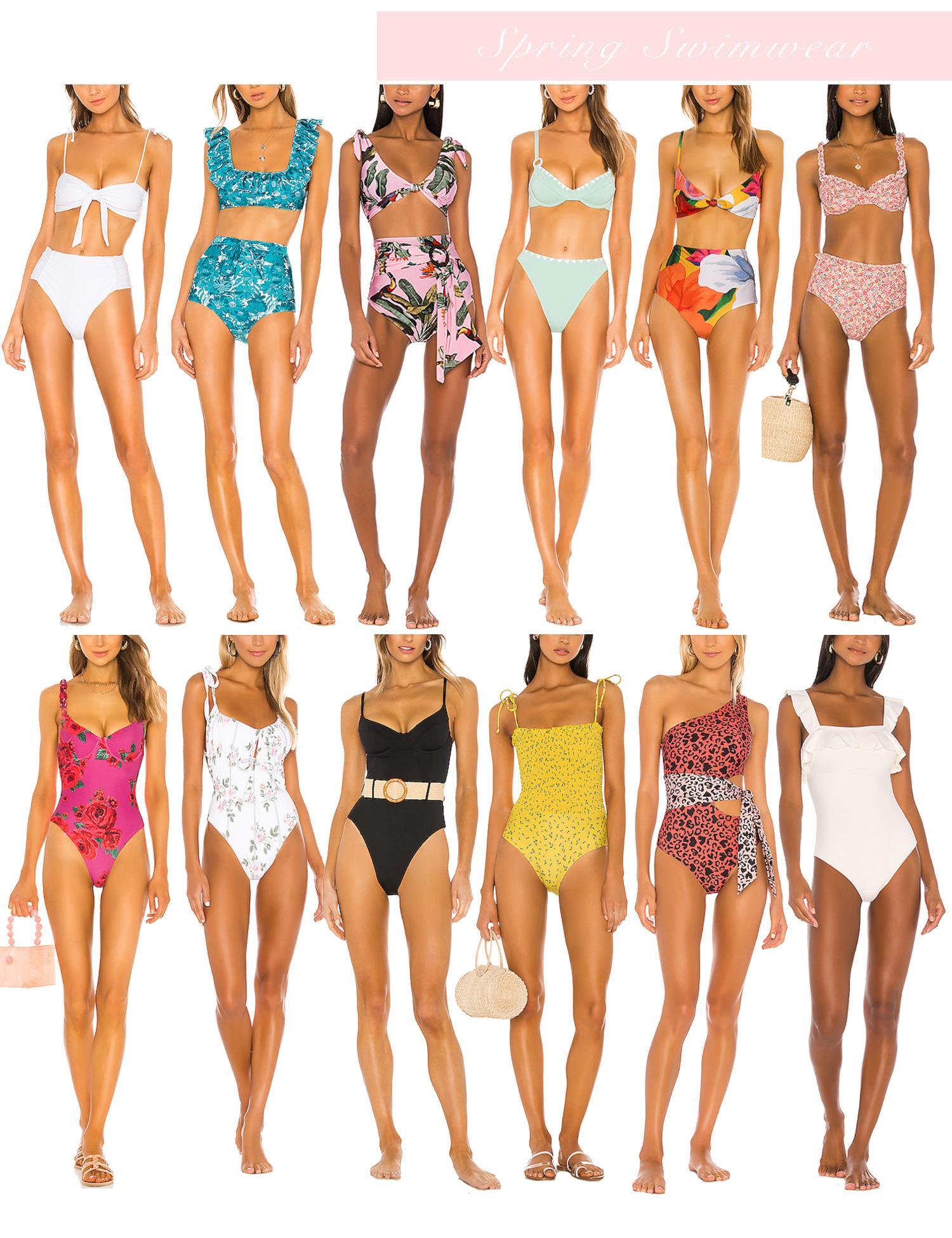 Springtime Swimwear