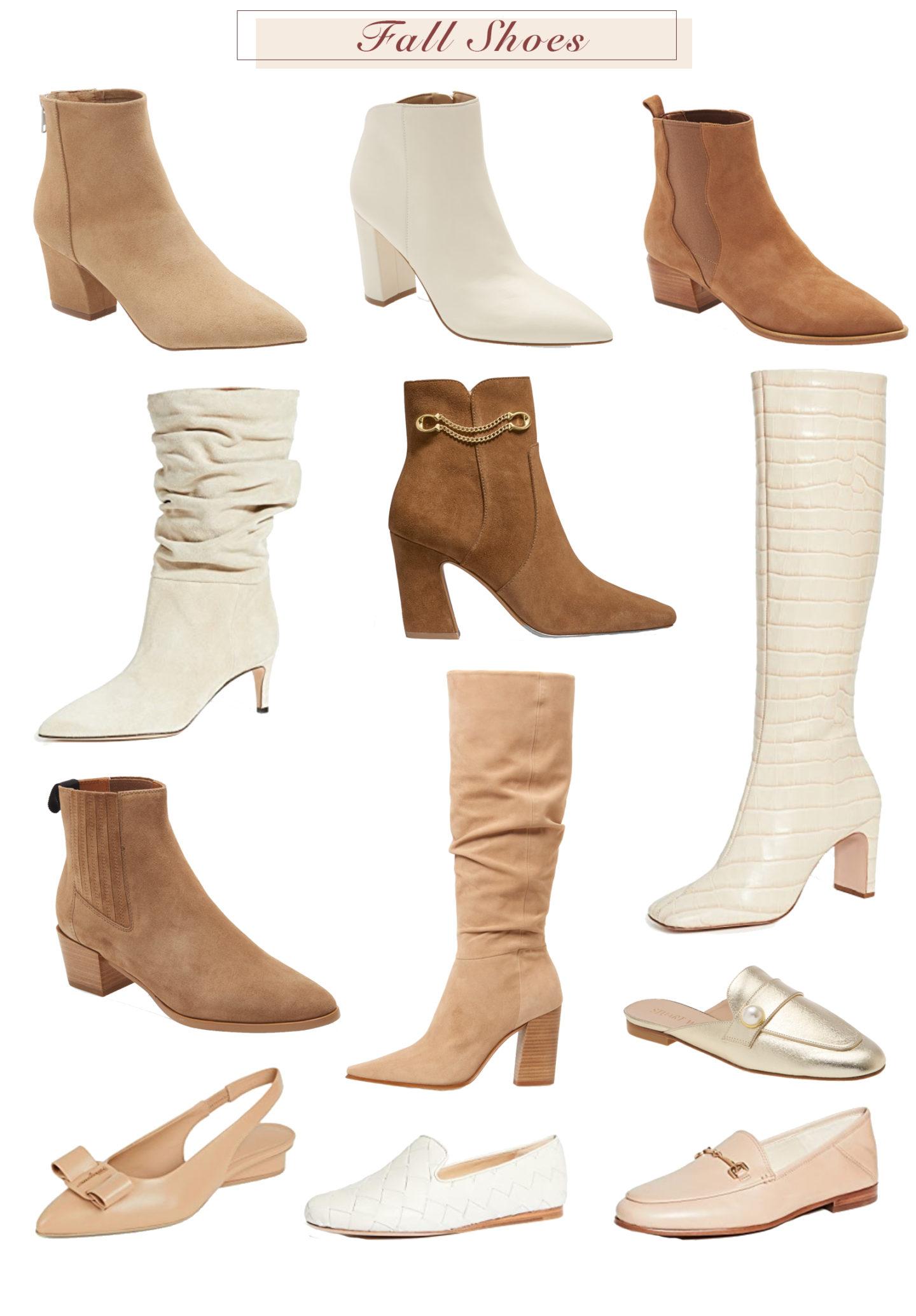Fall Footwear